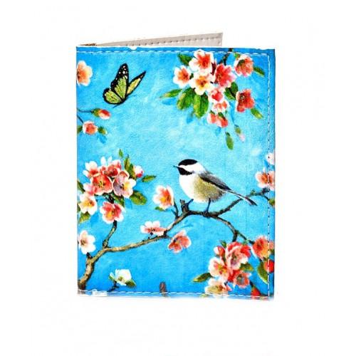 Покупка  Обложка на ID паспорт Настроение-весна в  Интернет-магазин Zelenaya Vorona™