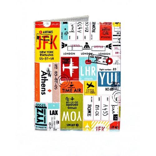 Покупка  Обложка на ID паспорт Time air в  Интернет-магазин Zelenaya Vorona™