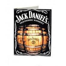 Обложка для паспорта Джек Дениелс