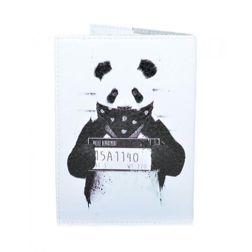 Обложка для паспорта Панда  в  Интернет-магазин Zelenaya Vorona™ 1