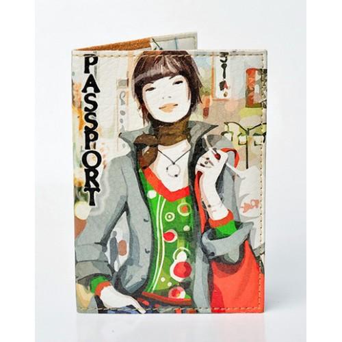 Покупка  Обложка для паспорта City в  Интернет-магазин Zelenaya Vorona™