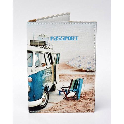 Покупка  Обложка для паспорта Пикник в  Интернет-магазин Zelenaya Vorona™