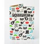 Обложка для паспорта Style