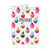 Обложка для паспорта Кексики