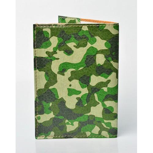 Обложка для паспорта Камуфляж  в  Интернет-магазин Zelenaya Vorona™ 1