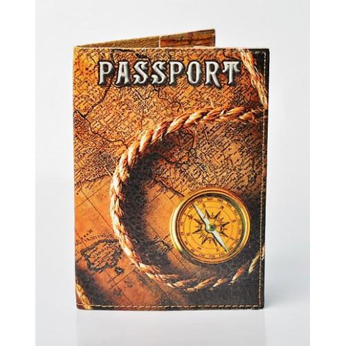 Покупка  Обложка для паспорта Карта в  Интернет-магазин Zelenaya Vorona™