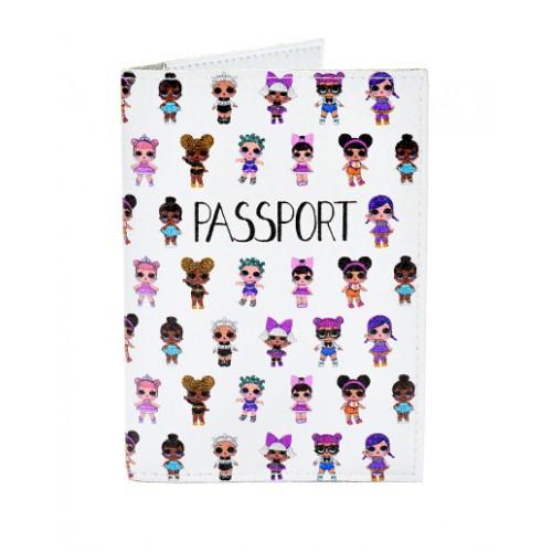Покупка  Обложка для паспорта Lol в  Интернет-магазин Zelenaya Vorona™
