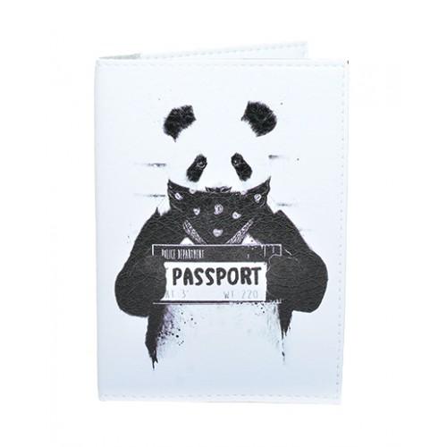 Покупка  Обложка для паспорта Панда в  Интернет-магазин Zelenaya Vorona™