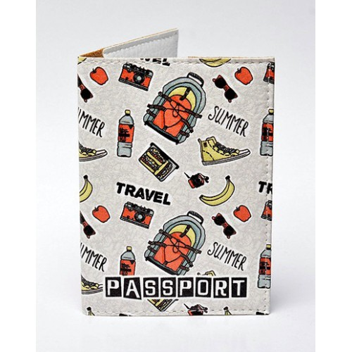 Покупка  Обложка для паспорта Путешествие в  Интернет-магазин Zelenaya Vorona™