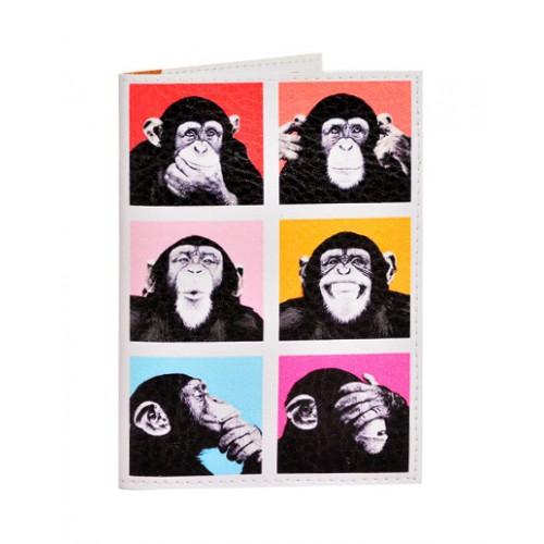Покупка  Обложка для паспорта Креатив в  Интернет-магазин Zelenaya Vorona™