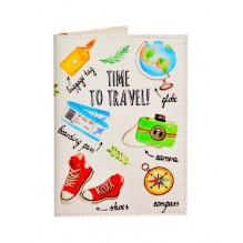 Обложка для паспорта Путешественнику
