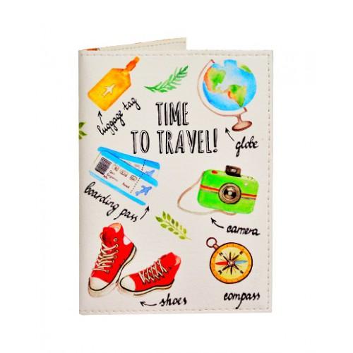 Покупка  Обложка для паспорта Путешественнику в  Интернет-магазин Zelenaya Vorona™