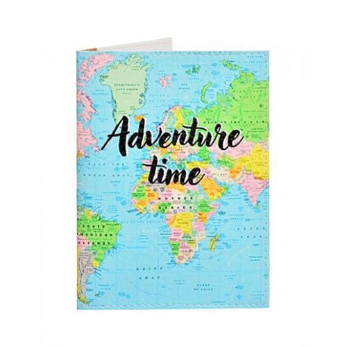 Покупка  Обложка для паспорта The World в  Интернет-магазин Zelenaya Vorona™