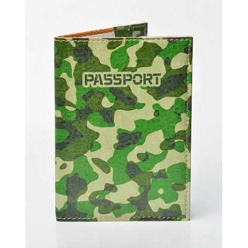 Покупка  Обложка для паспорта Камуфляж в  Интернет-магазин Zelenaya Vorona™