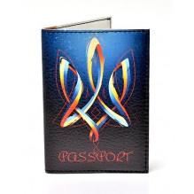 Обложка для паспорта Патриотичная