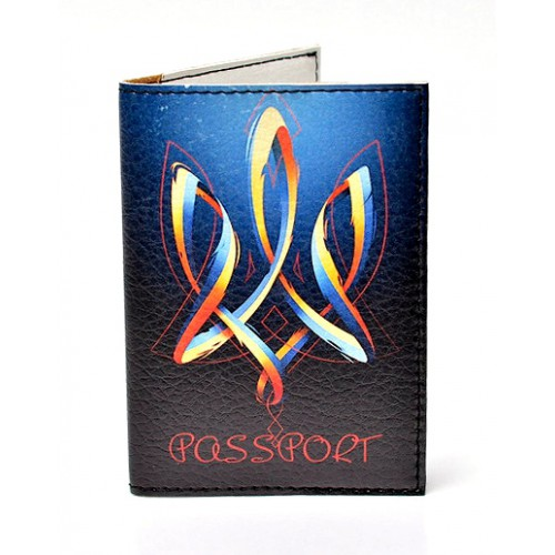 Покупка  Обложка для паспорта Патриотичная в  Интернет-магазин Zelenaya Vorona™