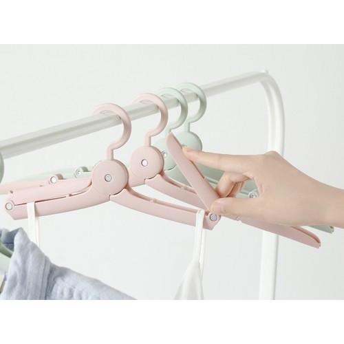 Складная вешалка плечики для одежды Coat Hanger  в  Интернет-магазин Zelenaya Vorona™ 4