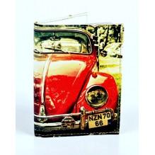 Обложка для водительских прав Фольксваген Битл