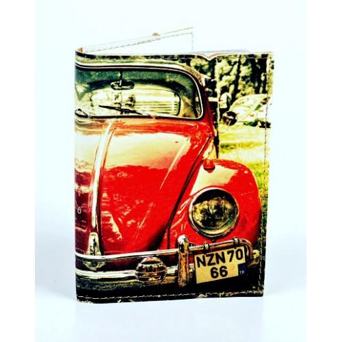 Покупка  Обложка для водительских прав Фольксваген Битл в  Интернет-магазин Zelenaya Vorona™
