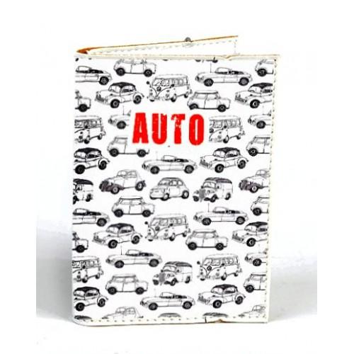 Покупка  Обложка для водительских прав Авто в  Интернет-магазин Zelenaya Vorona™