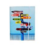 Обложка для водительских прав Нулевой километр