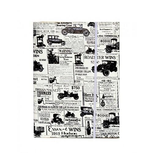 Покупка  Обложка для водительских прав Ретро в  Интернет-магазин Zelenaya Vorona™