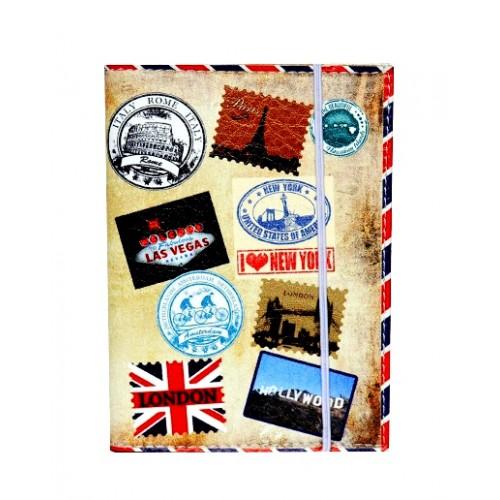 Покупка  Обложка для водительских прав Штампы в  Интернет-магазин Zelenaya Vorona™