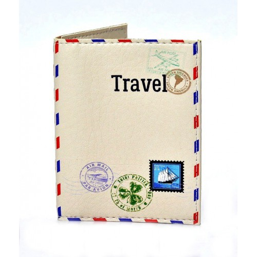 Покупка  Обложка на ID паспорт TraveI в  Интернет-магазин Zelenaya Vorona™