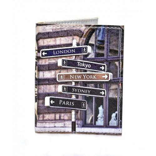 Покупка  Обложка на ID паспорт Указатели в  Интернет-магазин Zelenaya Vorona™