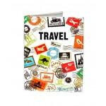 Обложка на ID паспорт Travel марки