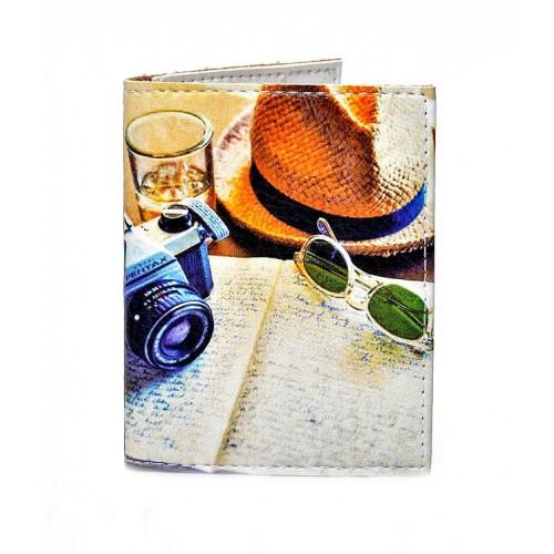 Покупка  Обложка на ID паспорт Вояж в  Интернет-магазин Zelenaya Vorona™