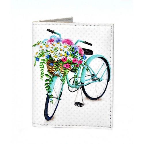 Покупка  Обложка на ID паспорт Spring в  Интернет-магазин Zelenaya Vorona™