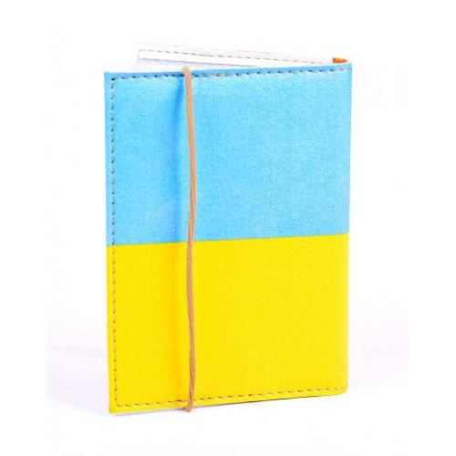 Обложка для водительских прав Флаг Украины  в  Интернет-магазин Zelenaya Vorona™ 1