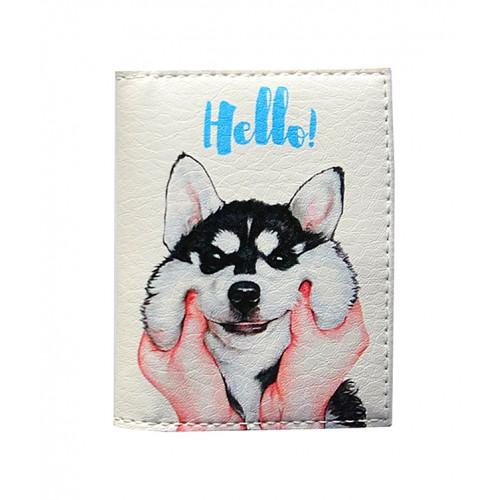 Покупка  Обложка на ID паспорт Hello в  Интернет-магазин Zelenaya Vorona™