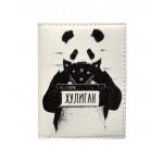 Обложка на ID паспорт Панда