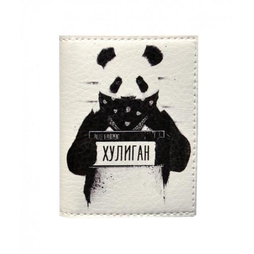 Покупка  Обложка на ID паспорт Панда в  Интернет-магазин Zelenaya Vorona™
