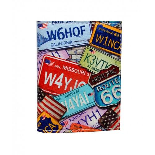 Покупка  Обложка на ID паспорт Номера в  Интернет-магазин Zelenaya Vorona™