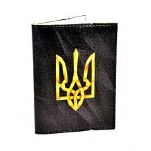 Обложка на ID паспорт Герб Украины