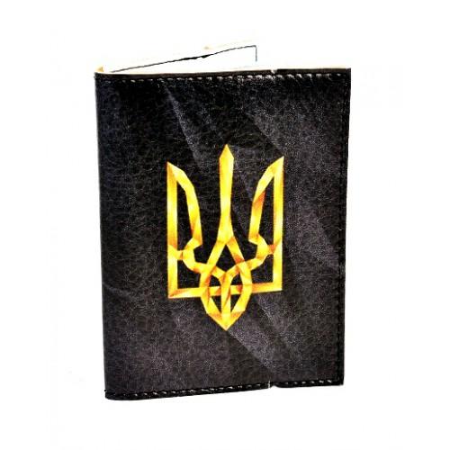 Покупка  Обложка на ID паспорт Герб Украины в  Интернет-магазин Zelenaya Vorona™