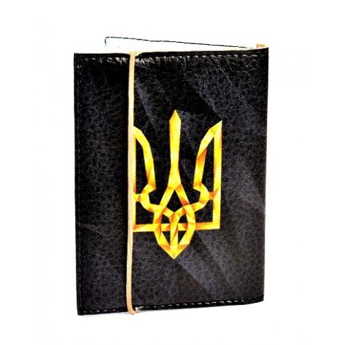 Обложка для водительских прав Герб Украины  в  Интернет-магазин Zelenaya Vorona™ 1