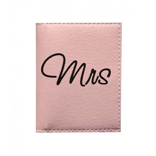Покупка  Обложка на ID паспорт для нее Mrs&Mr в  Интернет-магазин Zelenaya Vorona™