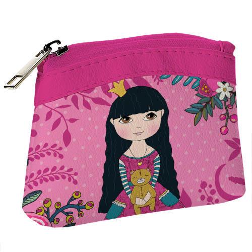 Покупка  Детский кошелек KID Принцесса в  Интернет-магазин Zelenaya Vorona™