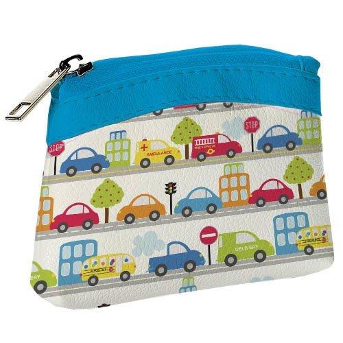 Покупка  Детский кошелек KID Машинки в  Интернет-магазин Zelenaya Vorona™