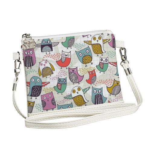 Покупка  Сумка для девочки Little fairy Совушки в  Интернет-магазин Zelenaya Vorona™