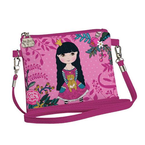 Покупка  Сумка для девочки Little fairy Принцесса в  Интернет-магазин Zelenaya Vorona