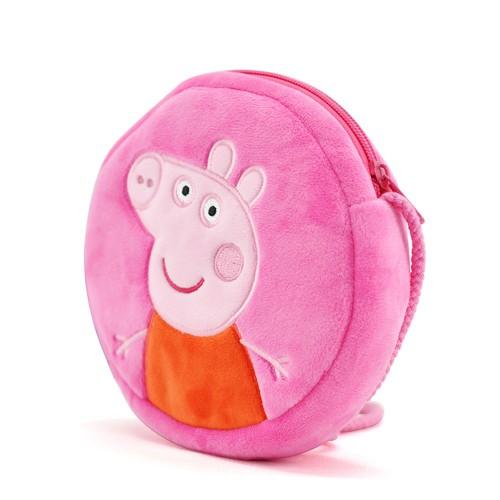 Детская сумочка Свинка Пеппа (розовый)  в  Интернет-магазин Zelenaya Vorona™ 3