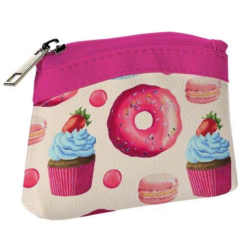 Покупка  Детский кошелек KID Розовые пироженки в  Интернет-магазин Zelenaya Vorona™