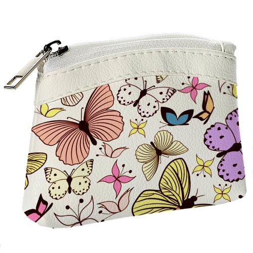 Покупка  Детский кошелек KID Бабочки разноцветные в  Интернет-магазин Zelenaya Vorona™
