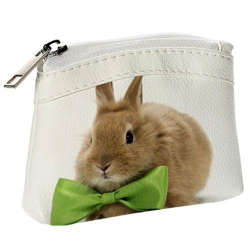 Покупка  Детский кошелек KID Кролик с бабочкой в  Интернет-магазин Zelenaya Vorona™