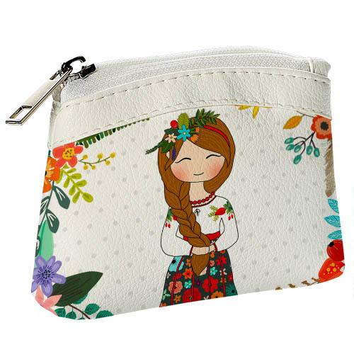 Покупка  Детский кошелек KID Украиночка в  Интернет-магазин Zelenaya Vorona™